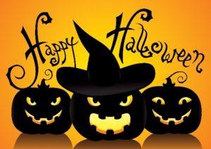 Happy Halloween -_-